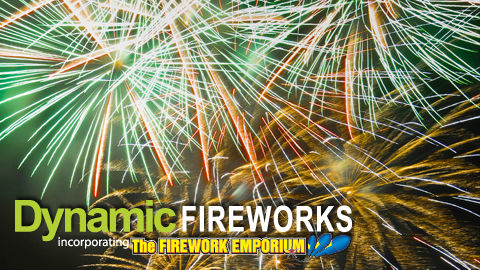 Dynamic Fireworks incorporating The Firework Emporium