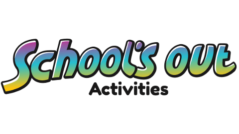 School's out activites logo